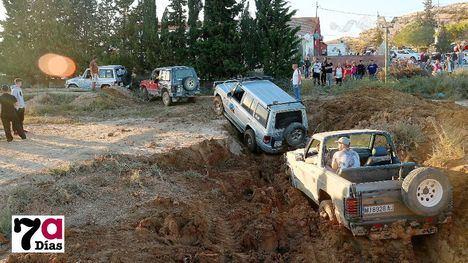 VÍDEO Los todoterrenos acaparan el 2º día de fiesta en Las Cañadas