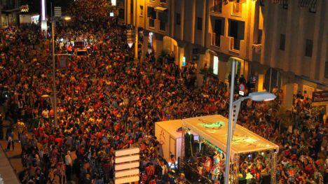 Horarios y cortes al tráfico para celebrar Los Mayos