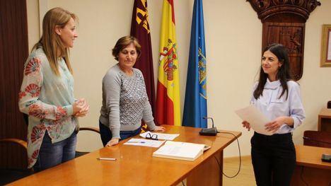 FOTOS María Llanos Santos, nueva Tesorera del Ayuntamiento
