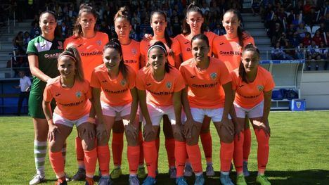 FOTOS Final del sueño de la Liga Iberdrola para el Alhama CF Femenino