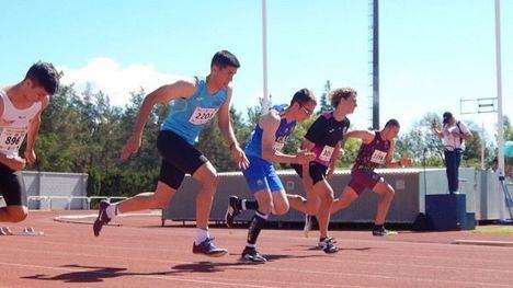 FOTOS 8 victorias del Club Atletismo Alhama en el Espinardo