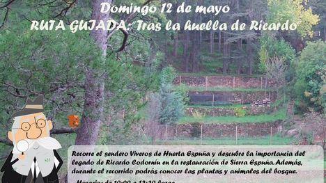 Una ruta para conocer el legado de Ricardo Codorníu