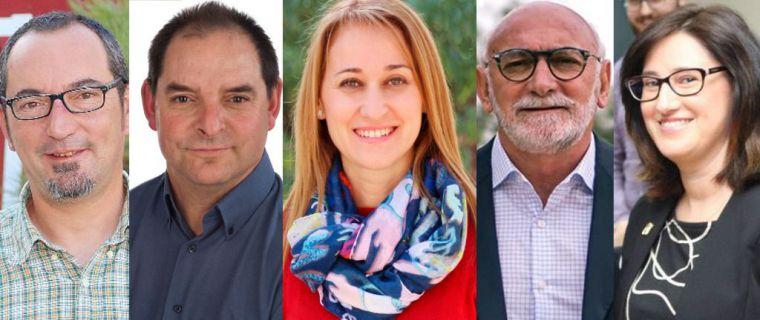 26M: Cuatro mujeres y tres hombres optan a la Alcaldía de Alhama