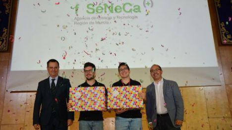 Alumnos de Alhama y de Murcia ganan la final de 'Rétame y Aprendo'