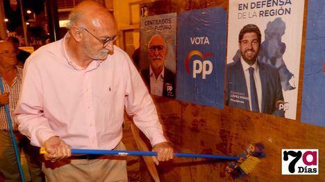 VÍDEO/FOTO El PP arranca los motores de la campaña del 26M