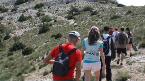 Sierra Espuña celebra el Día Europeo de los Parques con una ruta