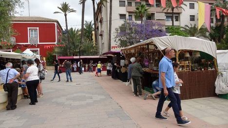 FOTO El Mercado Medieval se despide hasta el próximo año