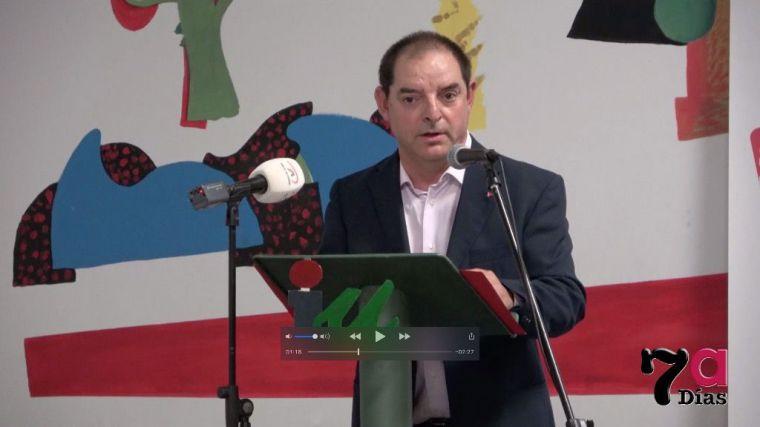 VÍD. Romero: 'El PSOE necesita que le tiren de la oreja a la izquierda'