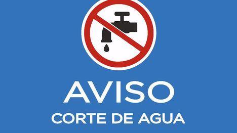 Corte de agua en la rambla San Roque este jueves por avería