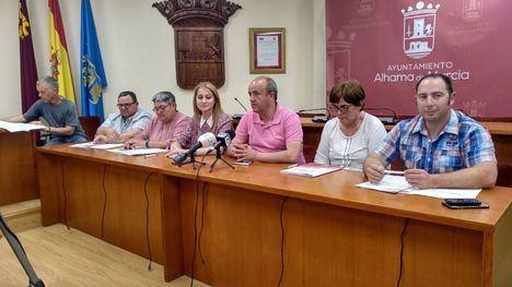 VÍDEO El Ayuntamiento renueva los convenios con las Pedanías