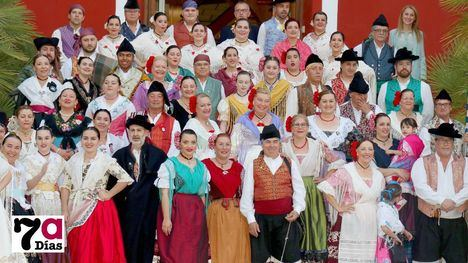 VÍDEO/FOT. El Festival de Folklore, cita con la tradición y las raíces