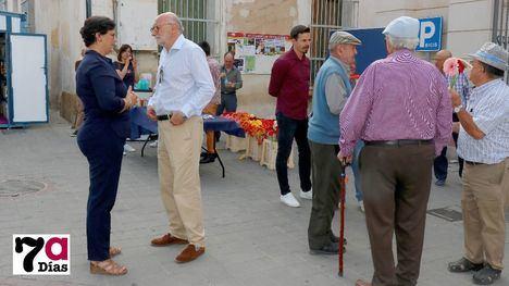 VÍDEO y FOTOS Franco cree posible que el PP recupere la Alcaldía