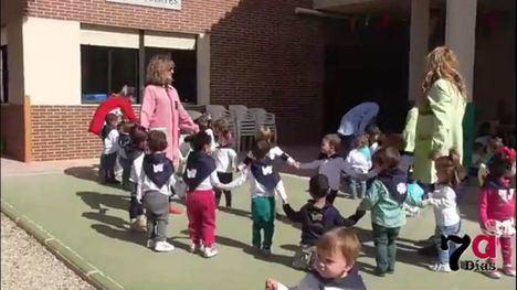 La escuela Gloria Fuertes celebra su 1º Encuentro de Cuadrillas