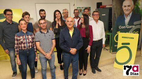 FOTOS Garre,'orgulloso de cada candidato de Somos Región'