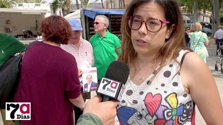 VÍDEO IU realiza un llamamiento al voto de 'la izquierda real'