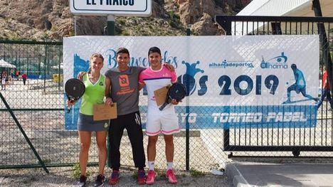 200 jugadores se han dado cita en el Torneo de Pádel Los Mayos'19