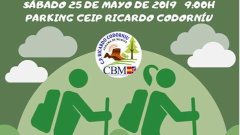 El Ricardo Codorníu organiza este sábado una marcha senderista