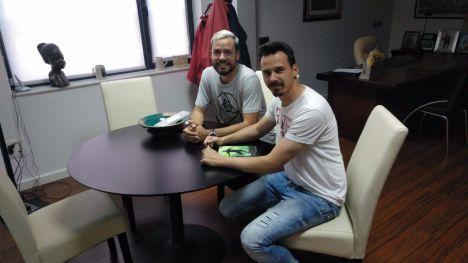 Pablo Aitor Bernal y el PP local impulsan un proyecto de ciclismo