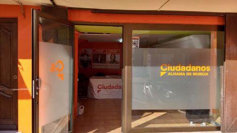 Cs acusa a PSOE de uso partidista de la agenda del Ayuntamiento