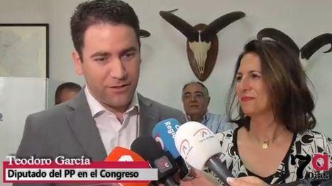 Teodoro García alaba a Isabel Borrego por impulsar Los Mayos