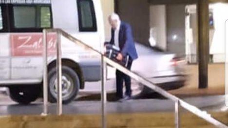 El PSOE acusa a C's de usar una furgoneta municipal sin permiso