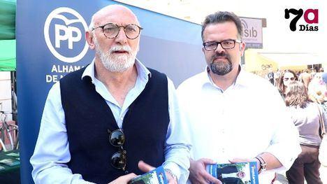 Franco responde al PSOE sobre el boletín informativo del PP