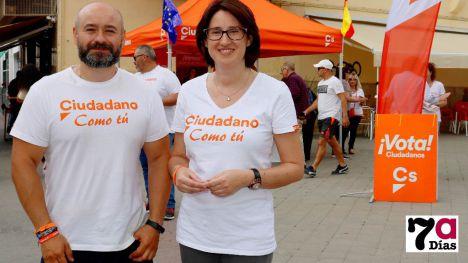 Ciudadanos niega las acusaciones del PSOE al que acusa de mentir