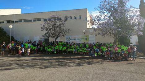 FOTOS 250 personas participan en la Marcha Senderista del Cordoníu