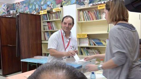 """VÍDEO Juan Romero: """"A Alhama le conviene un gobierno progresista"""""""