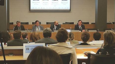El director de Recursos Humanos de ELPOZO ALIMENTACIÓN, Manuel García, participa en el Encuentro DHC de Tendencias de Recursos Humanos.