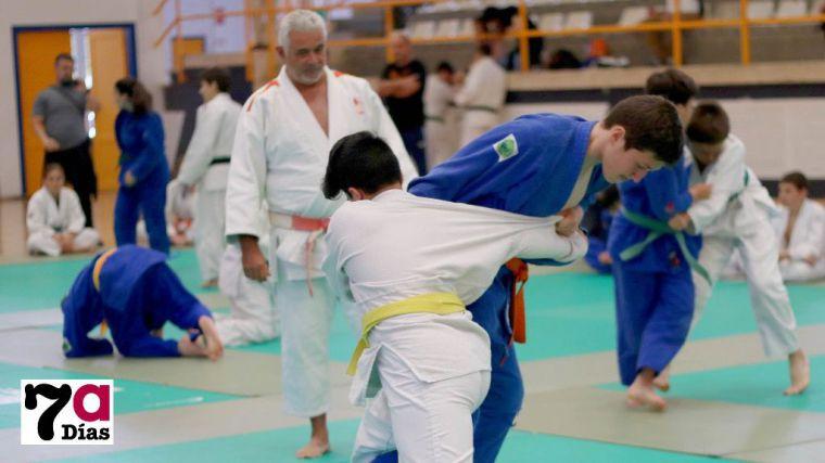 Satisfacción del Club Judo Alhama por los Juegos de 'Los Mayos'