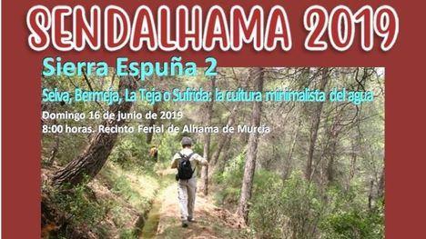La inscripción de la 5º ruta de Sendalhama se abre el 4 de junio