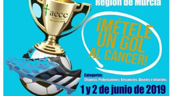 Este fin de semana 'Métele un gol al cáncer' en el José Kubala