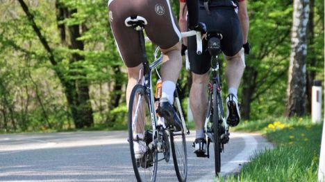 Rechazan indemnizar a un ciclista por circular de forma 'inadecuada'