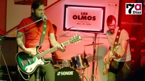 VÍD./FOT El ritmo vuelve a Los Olmos de la mano de The Hipsbreakers