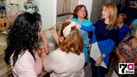 FOT. Abre Rosa Bianca, tienda de lencería y complementos