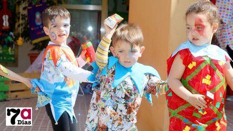 La Fiesta de Los Mayos continúa en la Escuela Infantil Gloria Fuertes