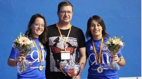 FOTOS Alhama triunfa en el campeonato de España de Frontenis