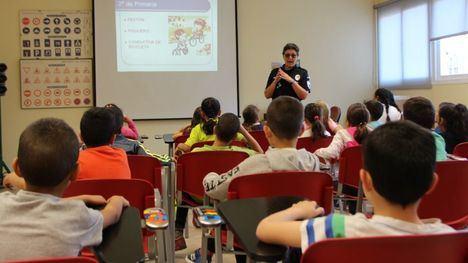 FOTOS Cerca de 3.000 estudiantes asisten a clase de Educación Vial