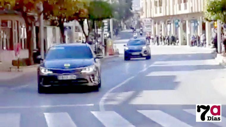 Sanción de 200 euros por llamar 'chulo' a un policía que la multó