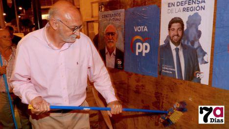 Luis Franco, candidato del PP a la Alcaldía, renuncia a ser concejal