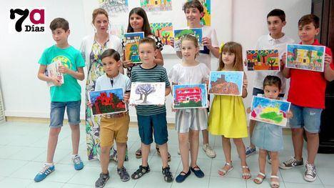 VÍDEO Éstos son los artistas ganadores del Concurso de Pintura