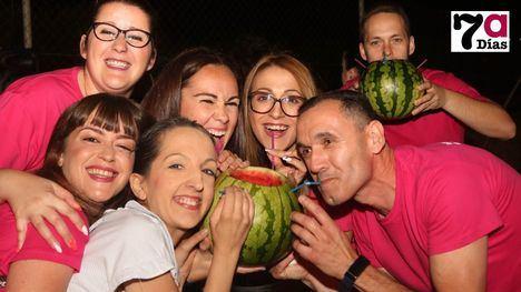 FOTOS Noche de migas, alegría, fiesta y baile en El Cañarico