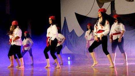 FOTOS Los piratas de SportGym se adueñaron del Auditorio