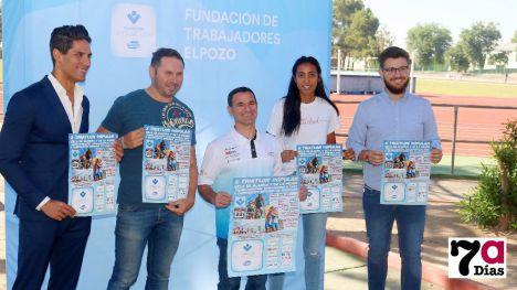 Fund. de Trabajadores de ElPozo patrocina el X Triatlón Popular