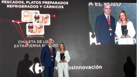 ElPozo recibe el Premio Innovación Carrefour 2019