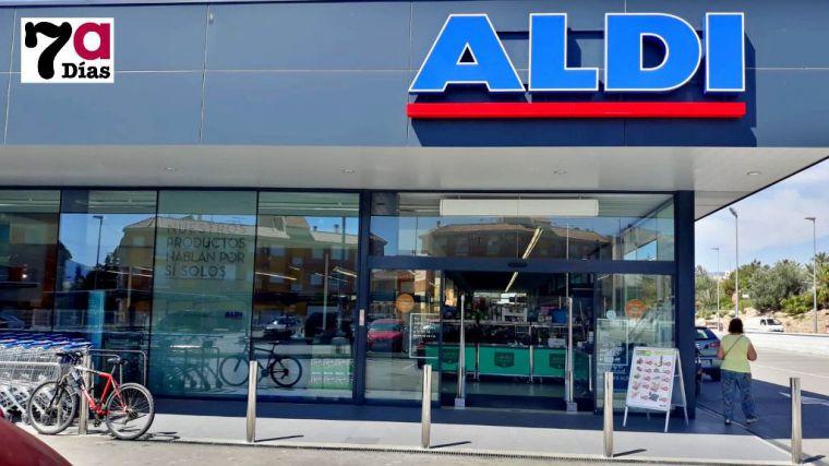 El supermercado Aldi ofrece dos puestos de trabajo de tres meses
