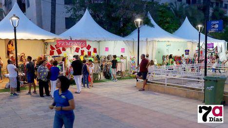 FOTOS El Comercio se echa a la calle con variedad de productos