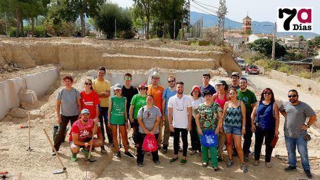 La Región destina al yacimiento de El Salitre en Librilla 25.000 euros