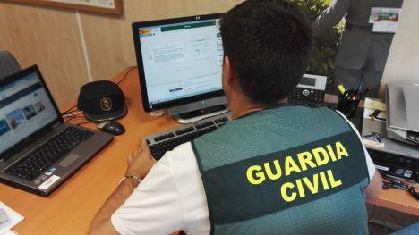 La Guardia Civil busca a dos atracadores de un salón de juegos